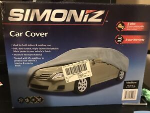 Car cover (medium)