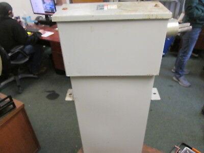 Cornell Dubilier Power Capacitor Ics1100f33 100kvar 480v 60hz 3ph Used