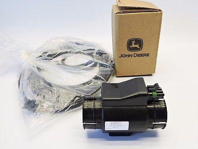 John Deere Aa69777 Dry Fertilizer Blockage Sensor 45mm W Aa69066 Harness Oem