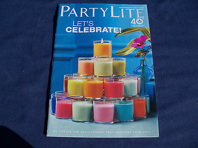 PartyLite Catalog Winter/Spring 2013