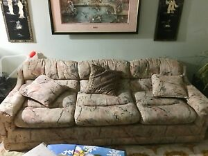 Living room Sofa, love seat and chair,