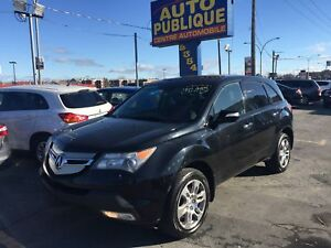 Acura MDX AWD CUIR/TOIT/7 PASSAGERS/