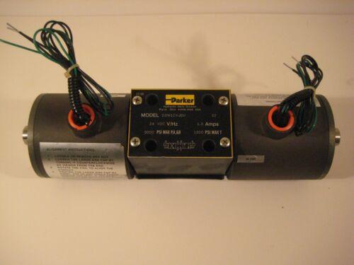 Parker directional control valve D3w1CVJEU 24V **Explosion proof**