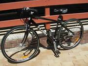 Ladies Large flat bar lightweight road or path bike to suit new buyer Coromandel Valley Morphett Vale Area Preview
