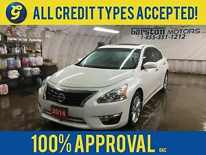 2014 Nissan Altima SV*POWER SUNROOF*BACK UP CAMERA*PHONE CONNECT