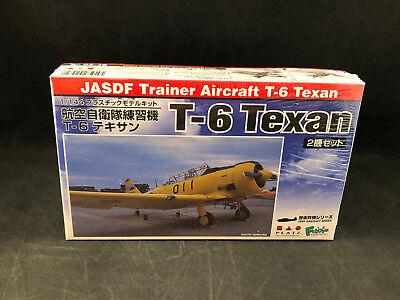 Platz T-6 Texan JASDF Trainer Aircraft 1:144 Scale Plastic Model Kit PF-20 NIB for sale  Hiawassee