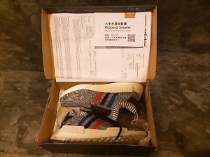Adidas NMD Tri Color Stripes White US8 Sydney City Inner Sydney Preview