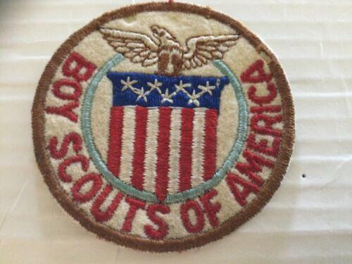 1947 World Jamboree BSA USA Contingent Felt Patch SALE!!
