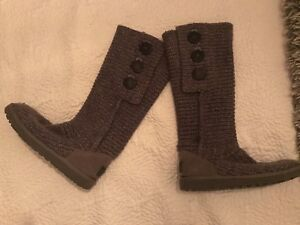"""Ugg bottes """"Classic Cardy Boot"""" presque neuves"""