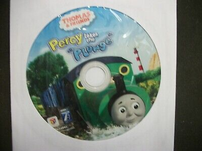 THOMAS Percy&the Plunge disc only ShFree NO TRACKING