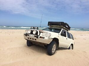 2002 Nissan Pathfinder Wagon Perth Perth City Area Preview