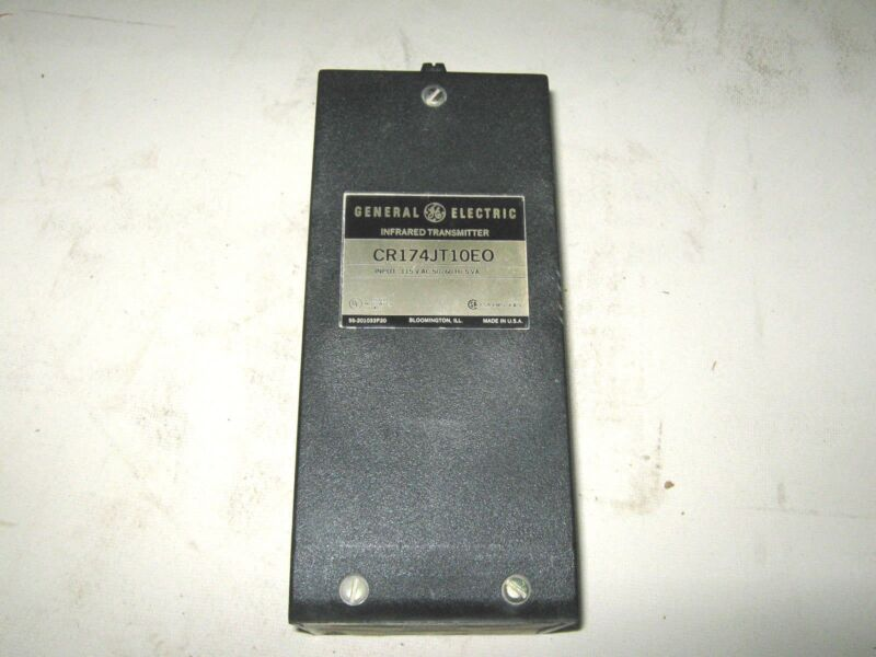 (Q4-1) GENERAL ELECTRIC CR174JT10E0 INFRARED TRANSMITTER