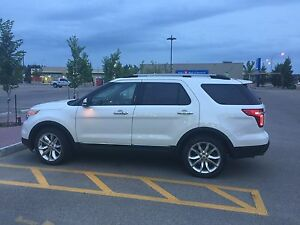 2013 ford limited explorer