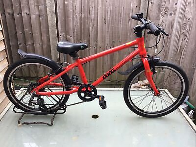 "Frog 55! 20"" Wheel Unisex Child's Road Bike Ref 3362f"