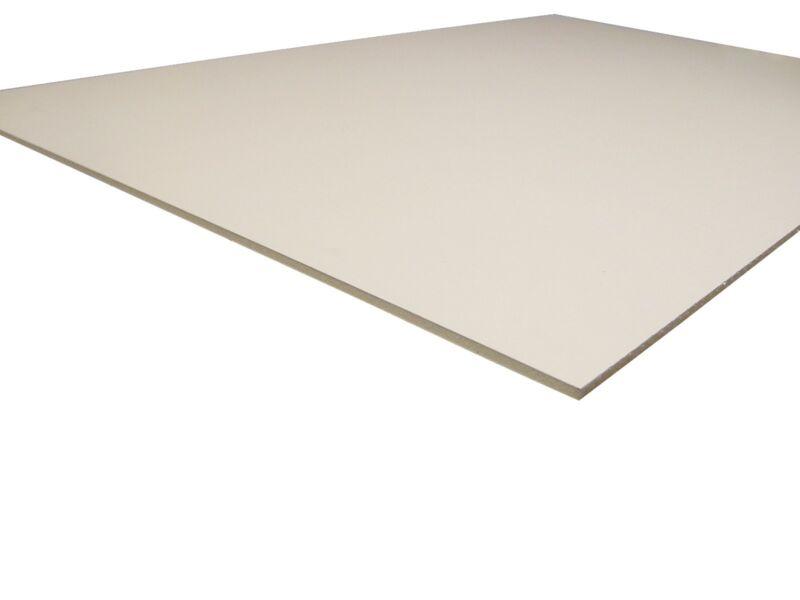 "Gator Board- White 32""x 40""x 0.5"" (3)"