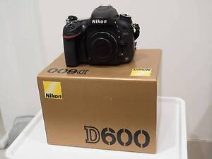 Nikon D600 + Tameron 24-70 f2.8 Di VC USD + Accessories Carlingford The Hills District Preview