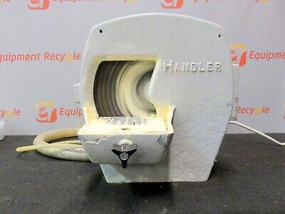 Handler Dental Lab Model Trimmer 31 Wedust Collector Cutting Wet Dry