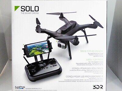 NEW 3DR Solo RTF Quadcopter Smart Camera Drone