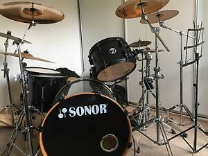 Drum Kit Sonor 'Special Edition' Tumbi Umbi Wyong Area Preview