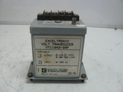 Exceltronic VT110A2-SRP volt transducer