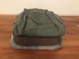 3 pairs of XL maternity pants
