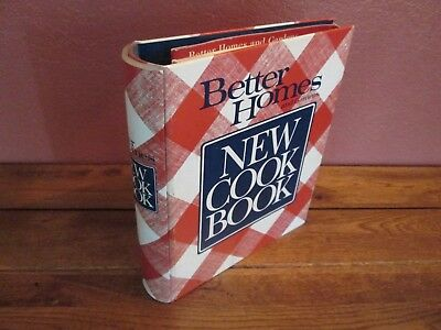 10th Edition Better Homes and Gardens New Cook Book 1989 Spiralbound (Best Spiral Bound Notebook)