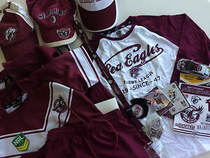 Manly Sea Eagles Children's merchandise bundle Dee Why Manly Area Preview