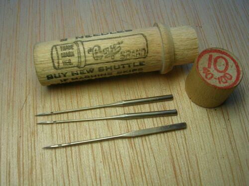 DAVIS VS VF Original Boye Needles Antique Sewing Machine Treadle New/Old Stock