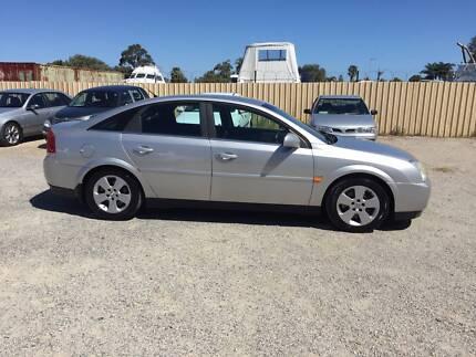 2003 Holden Vectra CDX Hatchback Silver Sands Mandurah Area Preview