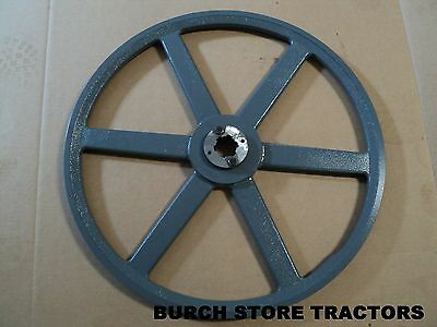 New John Deere M 40 420 430 Mt Pto Woods Belly Mower Pulley