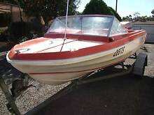 pride  ski /  fishing    boat Kapunda Gawler Area Preview