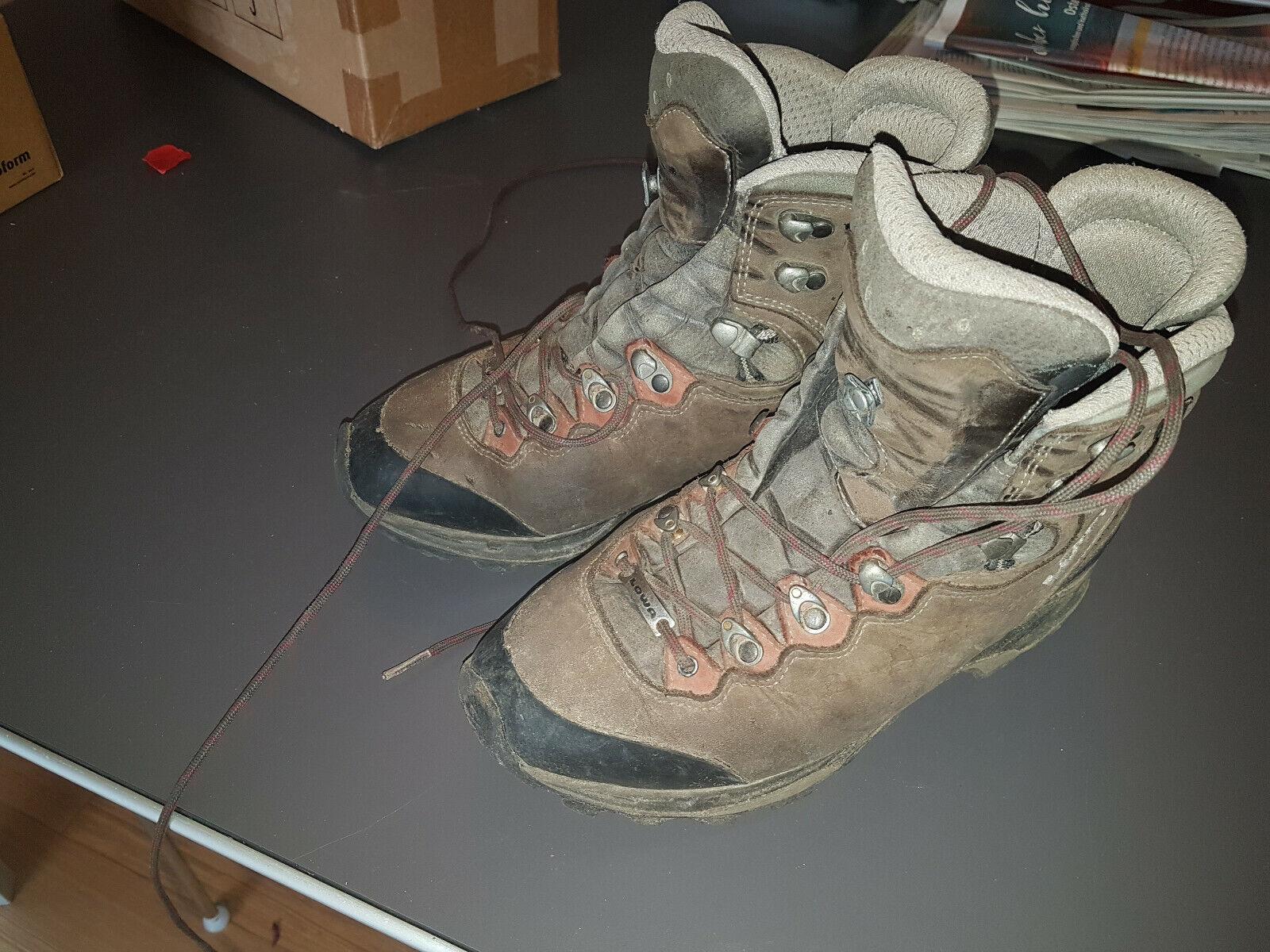 LOWA Gr. 6 Wanderschuhe Outdoor Stiefel Trekking - Damen - gebraucht