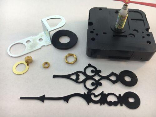 Takane Quartz Battery Clock Movement With Hands 7 8 Quot Shaft