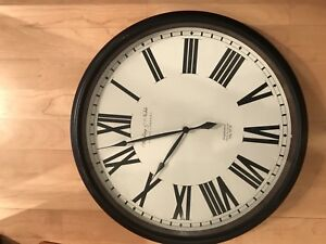 Large Wall Clock 20 inches