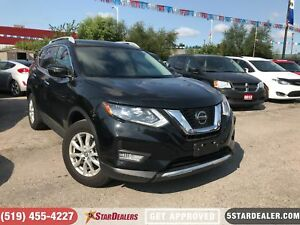 2018 Nissan Rogue SV | AWD | 1OWNER | CAM
