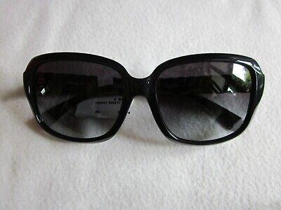 COACH Damen-Sonnenbrille HC8141  500211  57/16  schwarz mit Etui