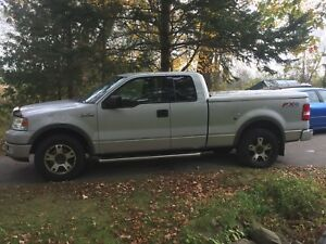 2004 Ford F-150 fx4 4x4 - open to trades