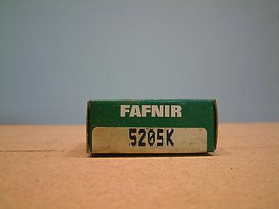 5205k Fafnir Angular Contact Double Row Bearing