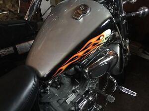 Yamaha virago 1100 échange Harley