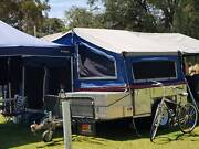 Camper trailer Kulin Kulin Area Preview