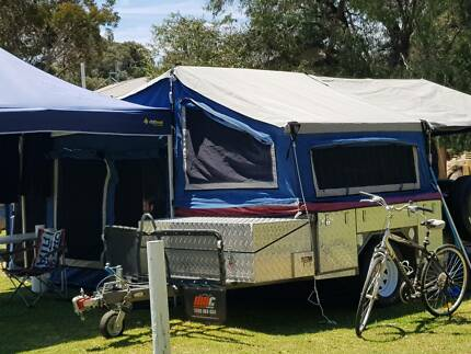 Camper trailer Kulin Kulin Area Preview