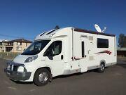 MOTORHOME 2014 M7 A'van. Swansea Lake Macquarie Area Preview