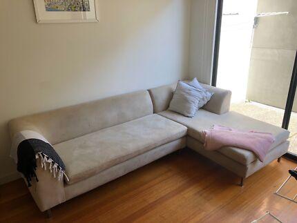 Gainesville Designer Micro fibre couch