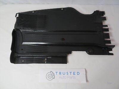 2013 Audi A4 Rear Left Skid Plate Underbody Shield Splash Guard 8K0825215 OEM