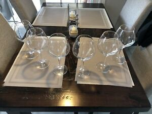 Riedel Crystal Wine Glasses (6)