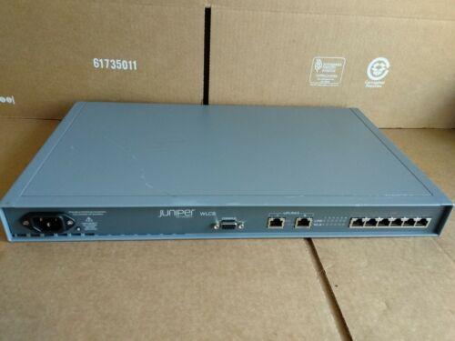 Juniper WLC8  Wireless Lan Controller 100-240VAC 50/60Hz 2A