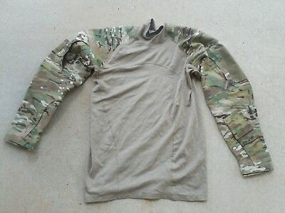 Massif Battleshield X Winter Army Combat Shirt New Size Medium Multicam