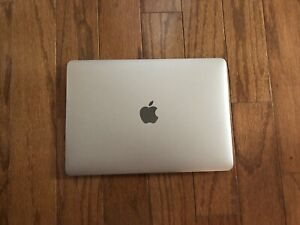 MacBook 12 Inch Early 2015 Space Grey