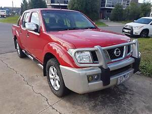 2008 Nissan Navara D40 Outlaw 4X4 Diesel Turbo Campbellfield Hume Area Preview