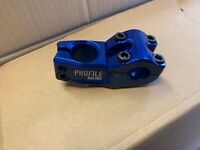 0 degree 53mm Polished Profile Racing Mulville Push Stem //